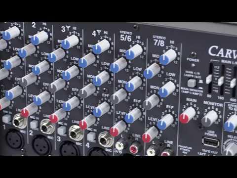 Carvin Audio XP800L-PM10 Sound System