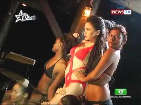 Kim Domingo and Lhea Bernardino dancing | Doovi
