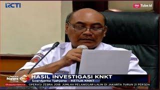 Hasil Investigasi KNKT, Pesawat Lion Air JT 610 Alami Kerusakan Alat Penunjuk Kecepatan - SIP 08/11