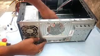 Desktop PC Core i3 4GB RAM 500GB HDD 1GB Shared Graphics