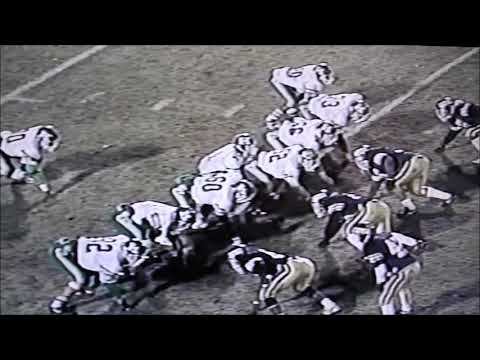 1989 3A State Championship Game: A.L. Brown Vs Burlington Cummings