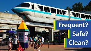 Disney Transport is huge. But is it good transit?