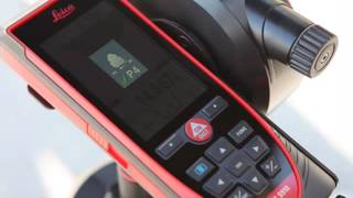Leica DISTO™ S910 – How to use Smart Area Function of the Leica laser distance meter