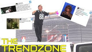 The Best Reactions, Gifs, Tweets, & Highlights to a Wild Week 6! | NFL Trendzone