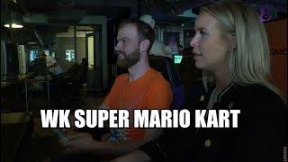 WK Super Mario Kart: 'Hele hechte community'