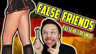 False Friends/Falsche Freunde | Learn German Lesson
