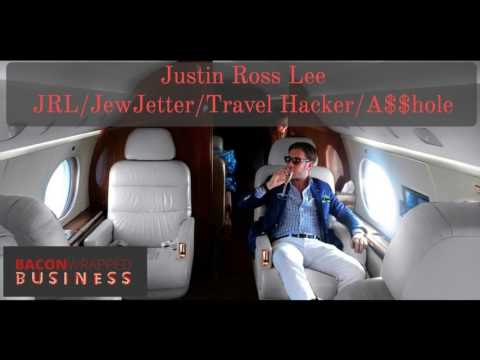 Travel Hacking Aristobrat JUSTIN ROSS LEE Reveals His Secrets in 1st PODCAST  (Audio Only)