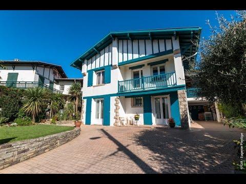 Particulier: vente maison prestige Biarritz, Golf proche Océan - Annonces immobilières