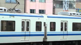 大阪府都市開発7000系50番台2両+7000系0番台4両 準急 高野線