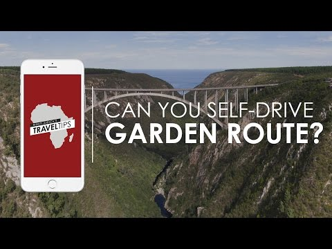 Can you self-drive the Garden Route? Rhino Africa's Travel Tips