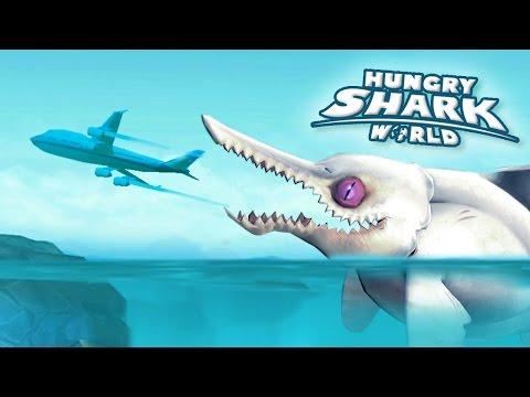 для игра андроид shark world hungry
