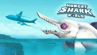 New Shark Echo The Ichthyosaurus!!! - Hungry Shark World | Ep 42 HD