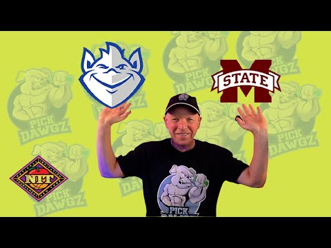 St. Louis vs Mississippi State 3/20/21 Free College Basketball Pick and Prediction NIT Tournament