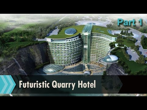 Underwater Quarry Hotel Shanghai (PART 1)
