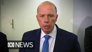 Dutton congratulates Morrison, Abbott says Liberal Party