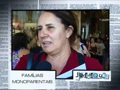 Juridiquês Família Monoparental (11/05/11) YouTube