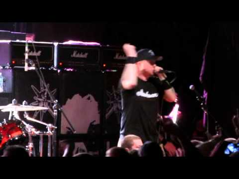 "Hatebreed ""The Language"" live Starland Ballroom Sept 15th 2013"