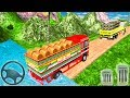 YouTube Turbo Indian Cargo Truck Driver Simulator | Offroad Truck Driving | Android GamePlay