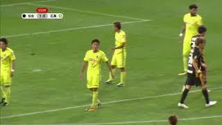 08月13日(日) 19:00 キックオフ ユアテックスタジアム仙台 仙台 1-0 広...