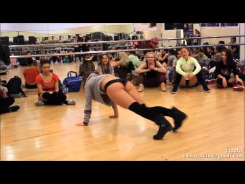PRO TWERK CHOREO WHITE GIRL BOOTY SHAKE 2014 HIP HOP DANCE ART NEW from YouTube · Duration:  1 minutes 53 seconds