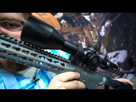 Affordable Optics from Riton! - SHOT Show 2019