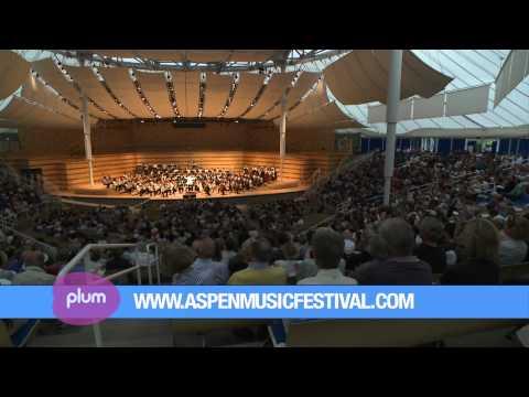 Aspen Music Festival & School, Summer 2011