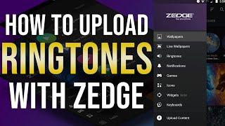 How to make Zedge ringtones 2020 | Zedge ringtones