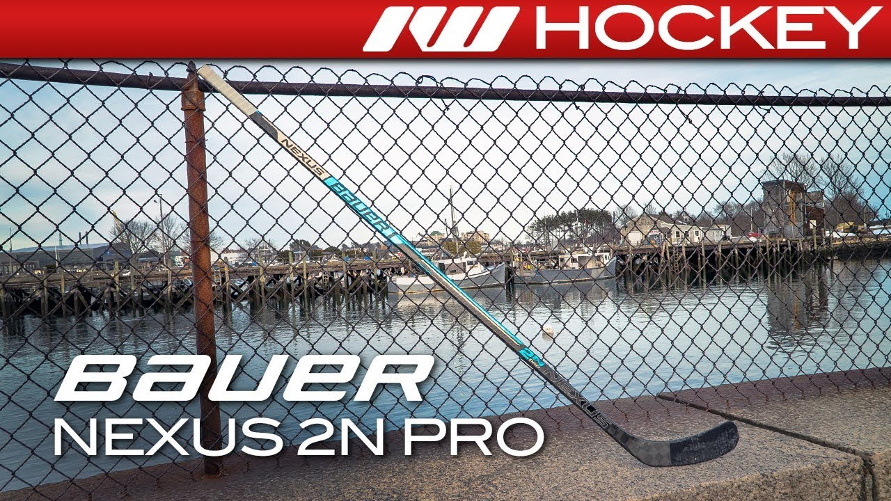 0d584e43562 Bauer Nexus 2N Pro Stick    On-Ice Review - YouTube