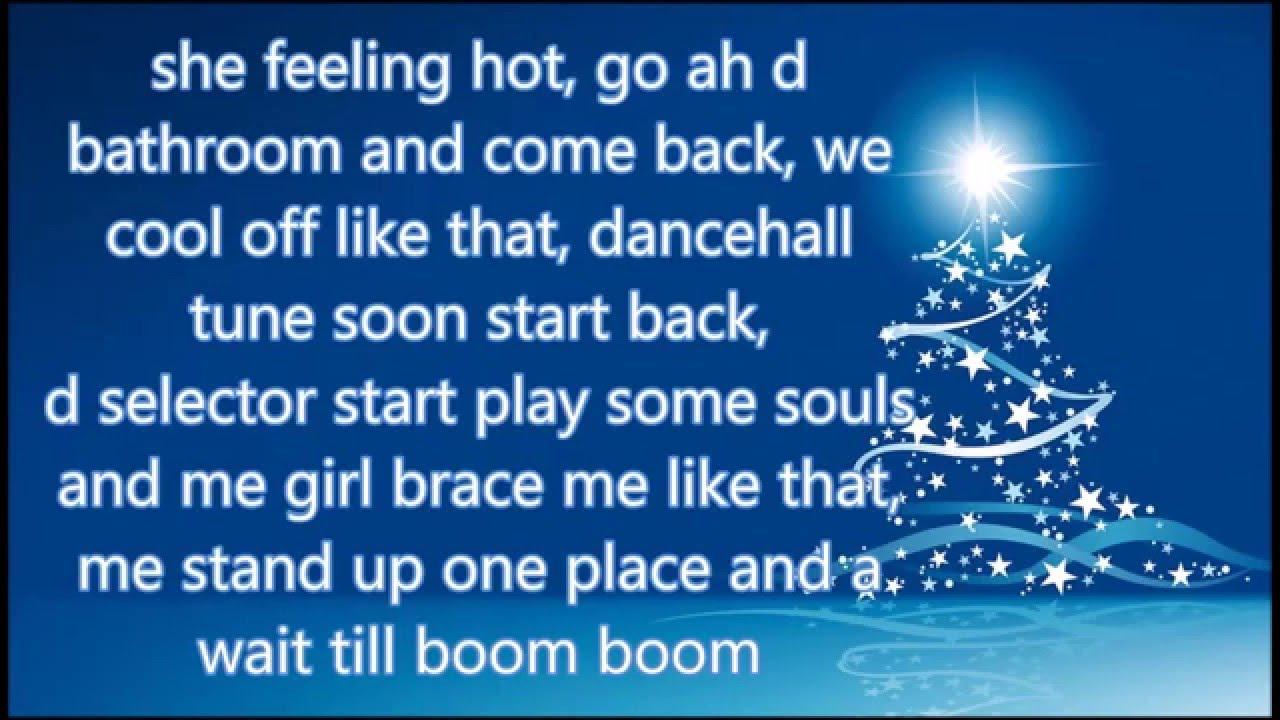 Vybz Kartel - Everyday Is Christmas - Lyrics - November 2015 - YouTube