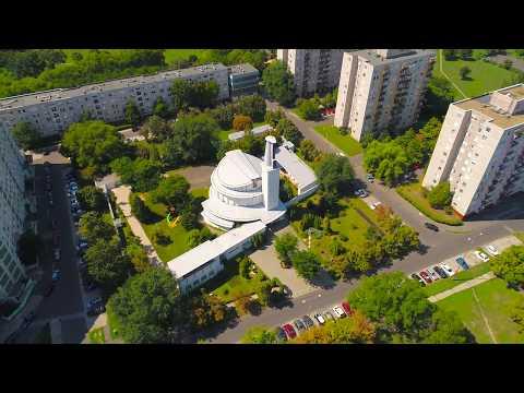 """Debrecen Tócóskert 2017-ben  """"4K drone videó"""""""