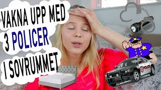 STORY TIME - VAKNA UPP ME 3 POLISER I SOVRUMMET Video
