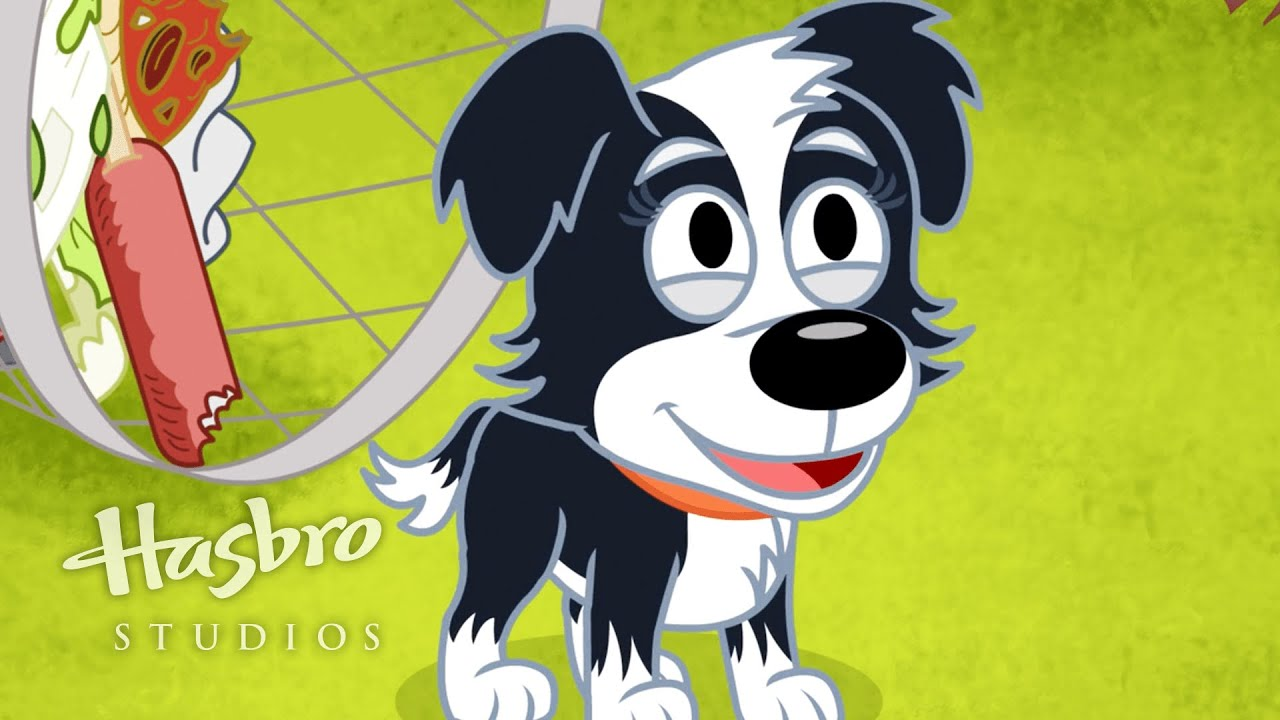 Pound Puppies Someday I m Going to be Someone s Zoomit Dog