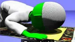 Salah Animation - islamischen Animation _ muslimischen cartoon.wmv