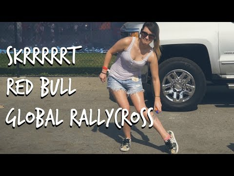 SKRRRT RED BULL GLOBAL RALLYCROSS LOS ANGELES