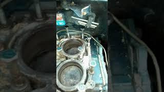 Démontage complet moteur grippé Yamaha b8
