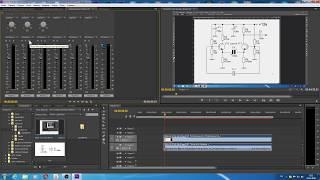 Adobe Premiere Pro монтаж фильма