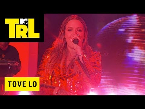 Tove Lo Performs 'Disco Tits' | TRL Weekdays at 4pm