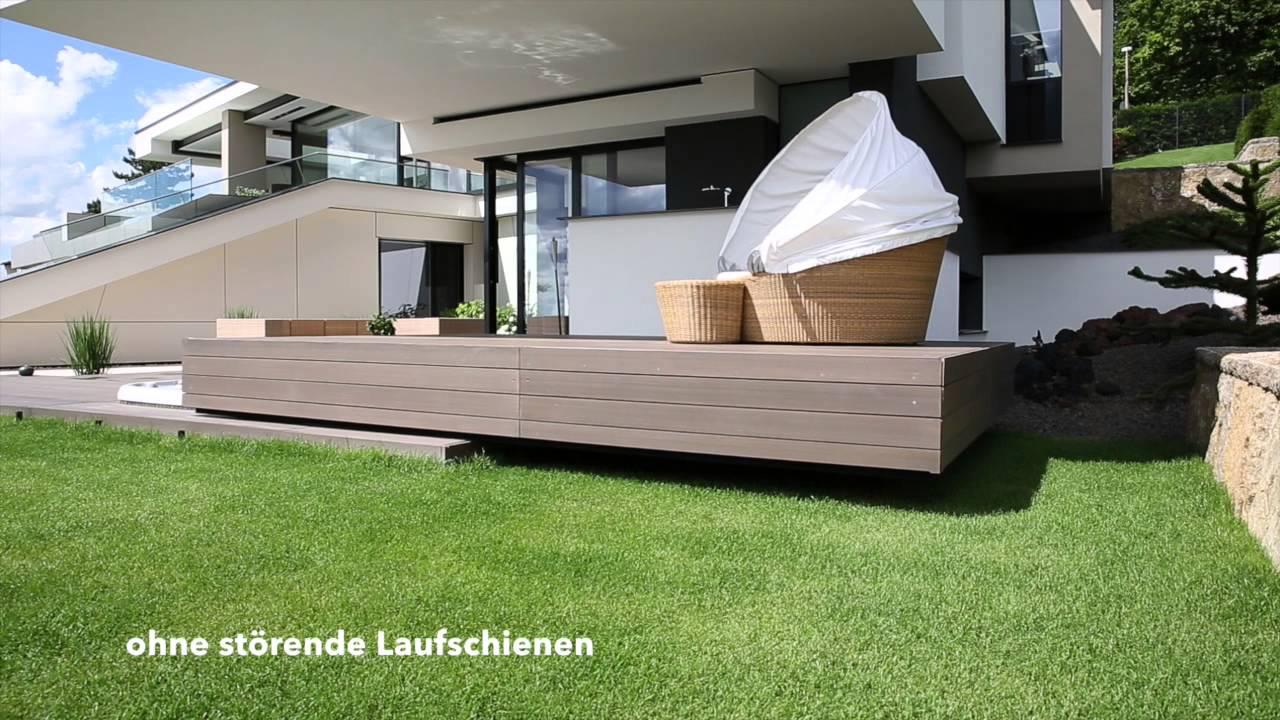 pooldeck jacuzzi youtube. Black Bedroom Furniture Sets. Home Design Ideas