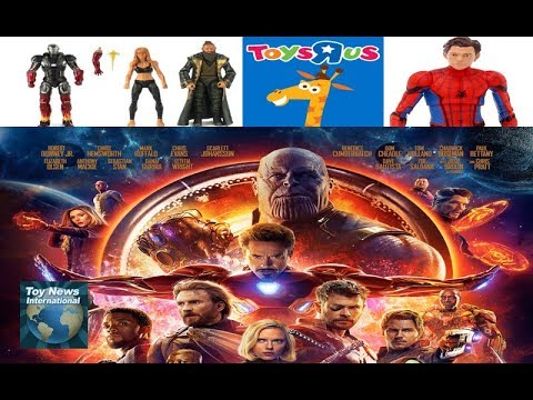 TNINews: Toys R' Us Closing Update, Avengers Infinity War Trailer, Poster And More