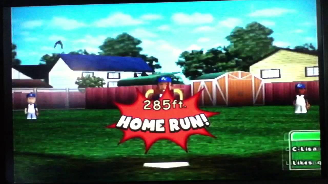 backyard baseball game 7 part 1 youtube