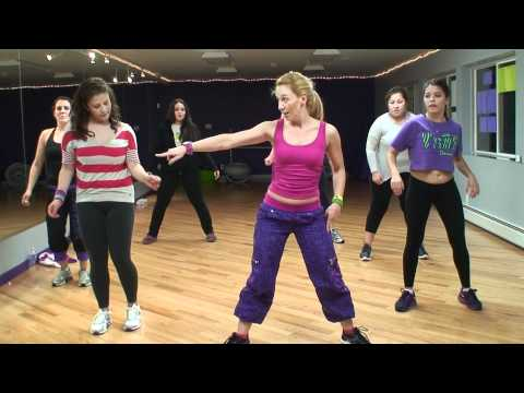 "Hot Zumba Fitness…Brazilian ""Funk Do Alarme"""