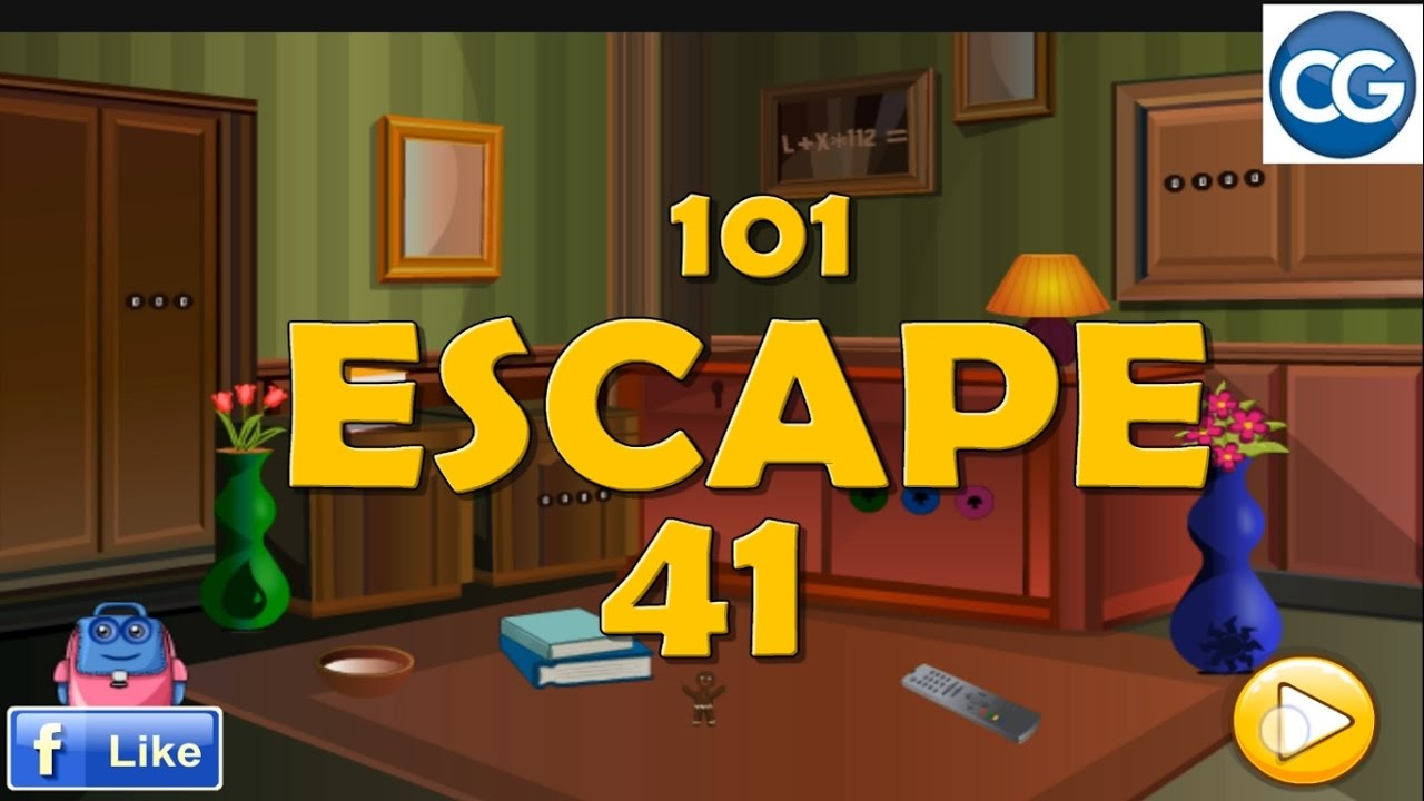Walkthrough 501 Free New Escape Games 101 Escape 41