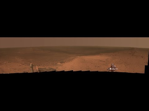 Structures Found In Opportunity Rover Photo ?! ~ 12/8/2017