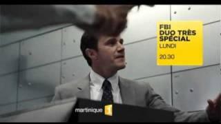 """""""FBI  duo très spécial""""  lundi - 20H30 sur Martinique 1ère"""