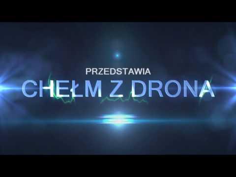Chełm z drona nocą - FilmStudio4K pl cz 2