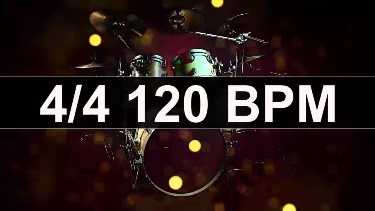 Drum backing track in the key of - Jamtrack 2797