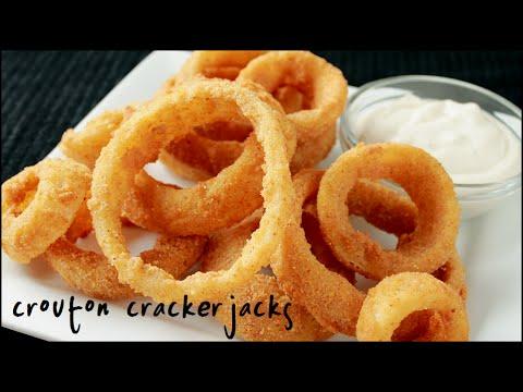 Homemade Breaded Onion Rings!!
