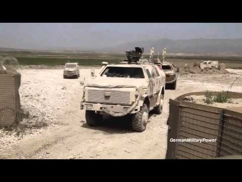 German Military Power | Our War In Afghanistan | HD