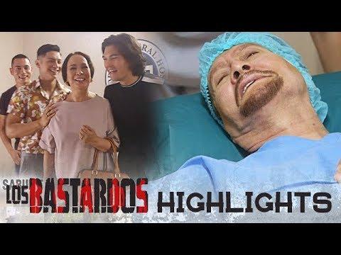 Don Roman, nagkaroon ng matagumpay na operasyon sa tulong ni Lucas | PHR Presents Los Bastardos