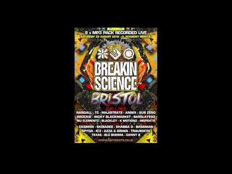 ANNIX & TRAUMATIK @ 02 ACEDEMY BRISTOL - BREAKIN SCIENCE 2018